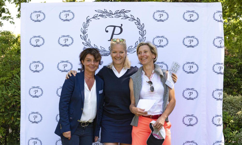 Trophée de la Parisienne, golf, Golf de Saint-Cloud, jeu, femmes, élégance, Prix du Chic, palmarès, résultats, équipe, remise des prix