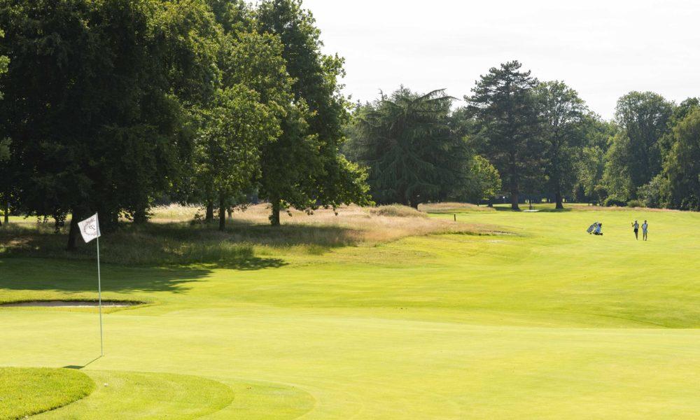 Trophée de la Parisienne, femmes, golf, Golf de Saint-Cloud, golfeuse, parcours, jeu, coup, trou