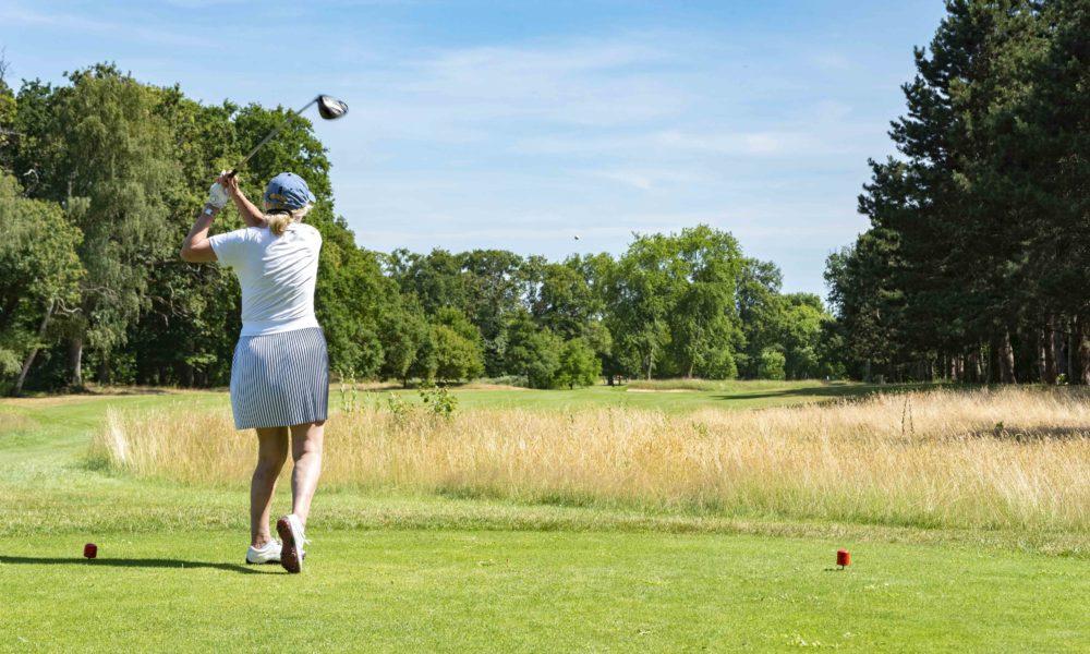 Trophée de la Parisienne, femmes, golf, Golf de Saint-Cloud, golfeuse, drive, driver, parcours, jeu, coup, trou