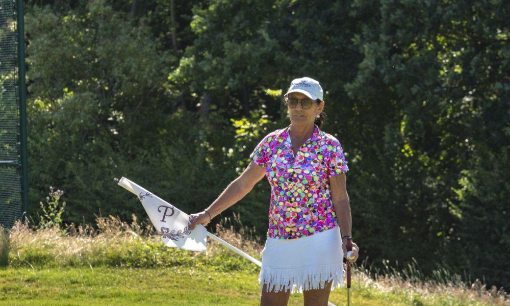 Trophée de la Parisienne, femmes, golf, Golf de Saint-Cloud, golfeuse, lutter, putting, parcours, jeu, coup, trou